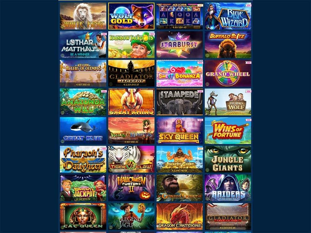 Casino euro Bonus 332167