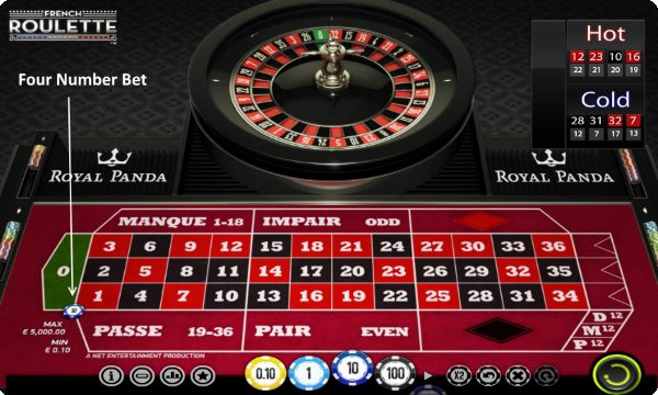 French Roulette 528396