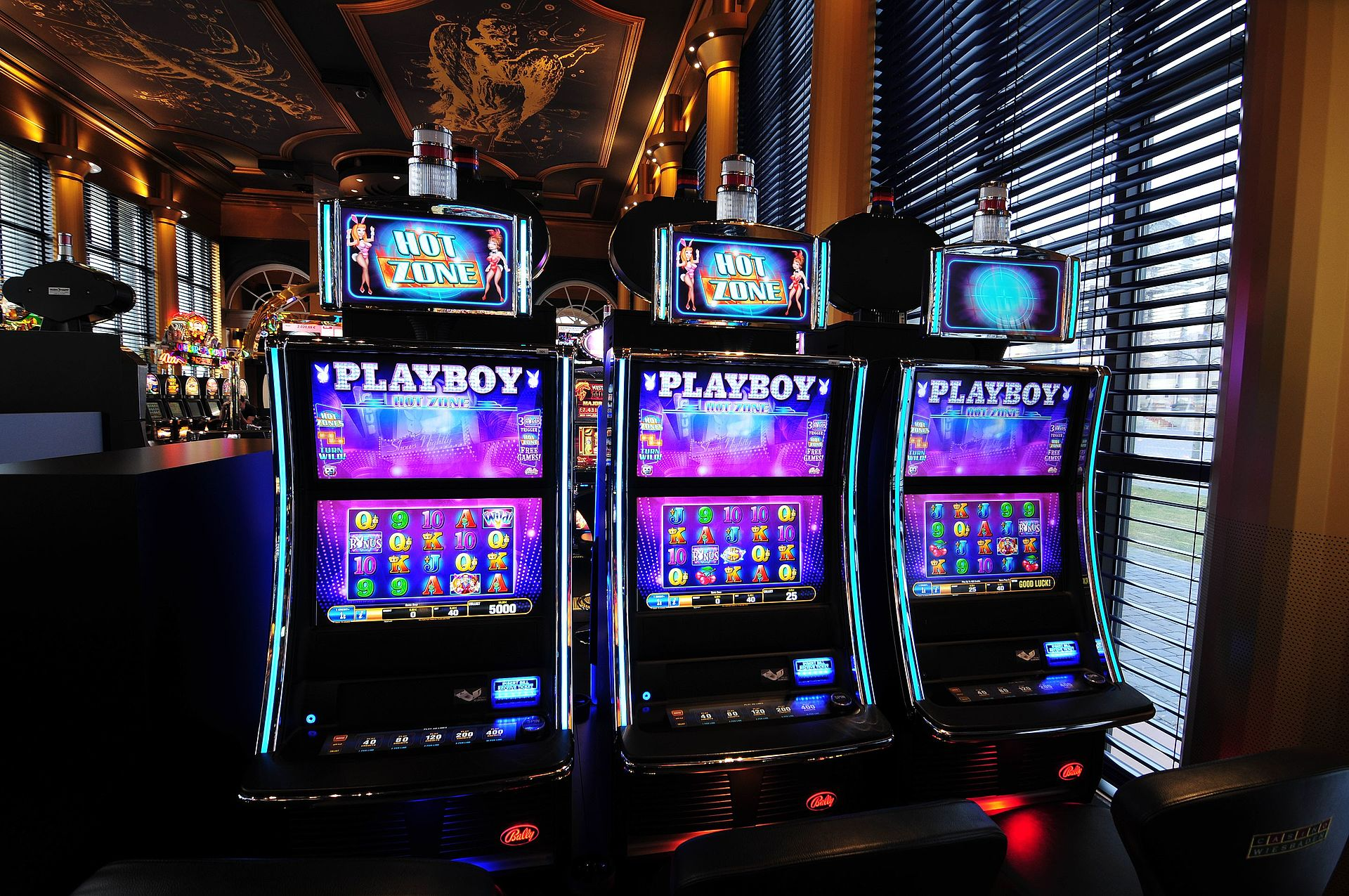 Spielbank Automatenspiel Casino 683873