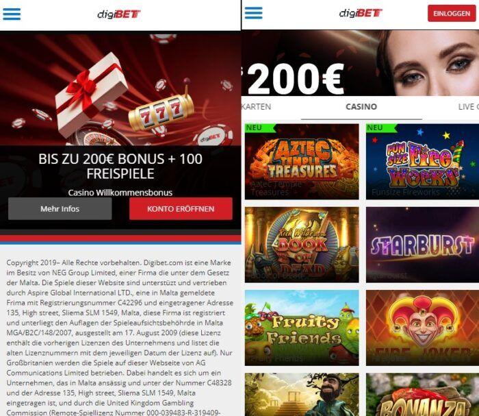 Casino app Erfahrungen 243134