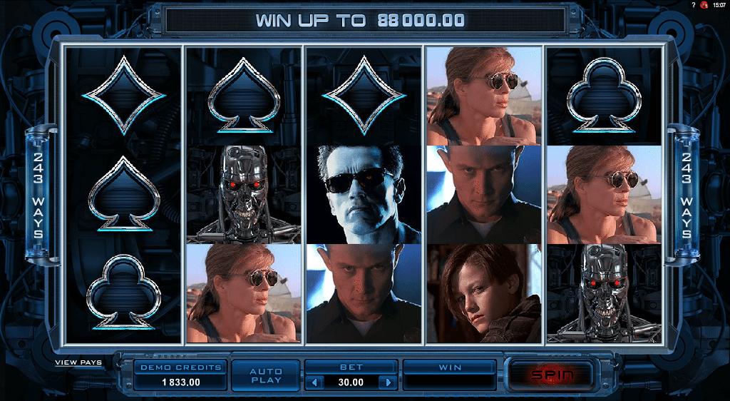 Casino Millionär Terminator 552320