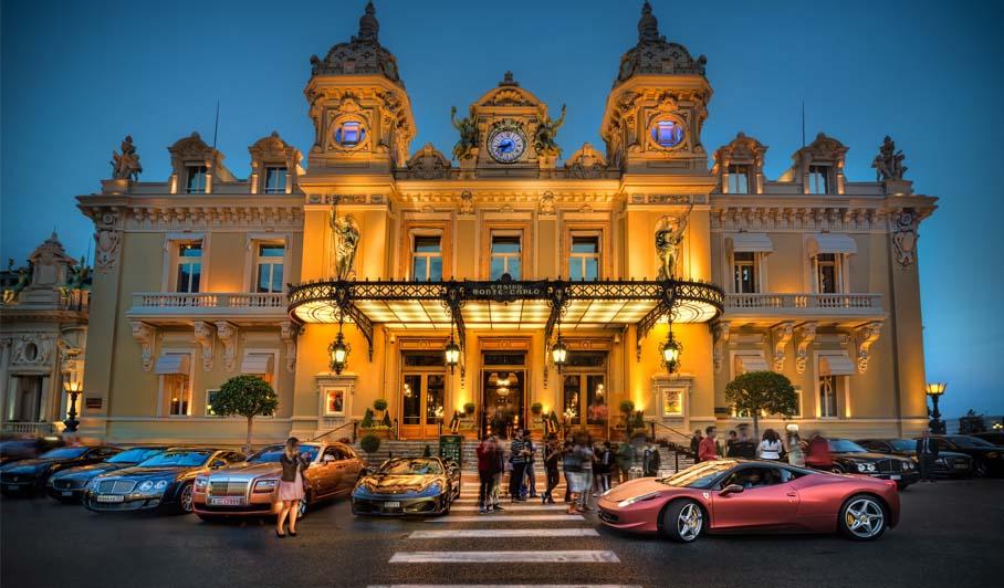Monte Carlo Roulette 663235