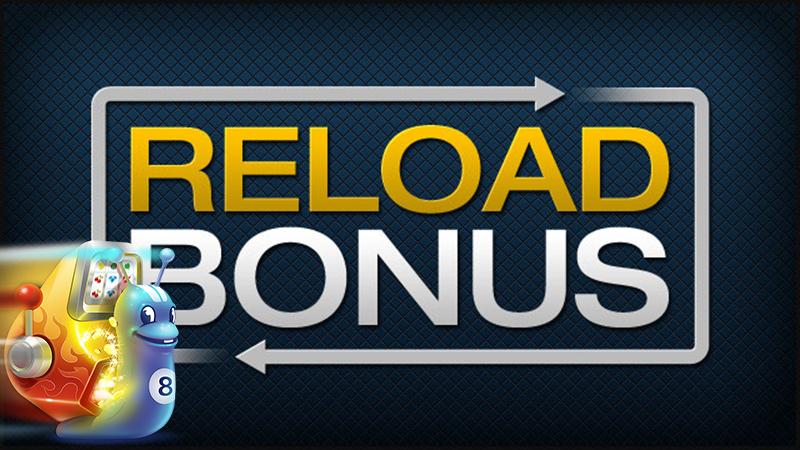 Reload Bonus Royrichie 925702
