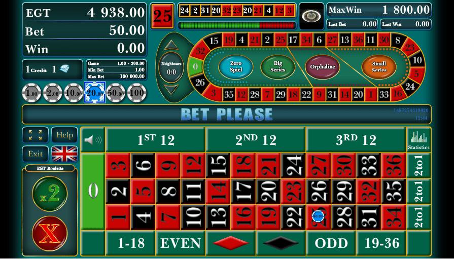 Spielautomaten Bonus 770213