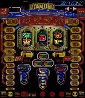 Automaten Spiele Bonus 603299