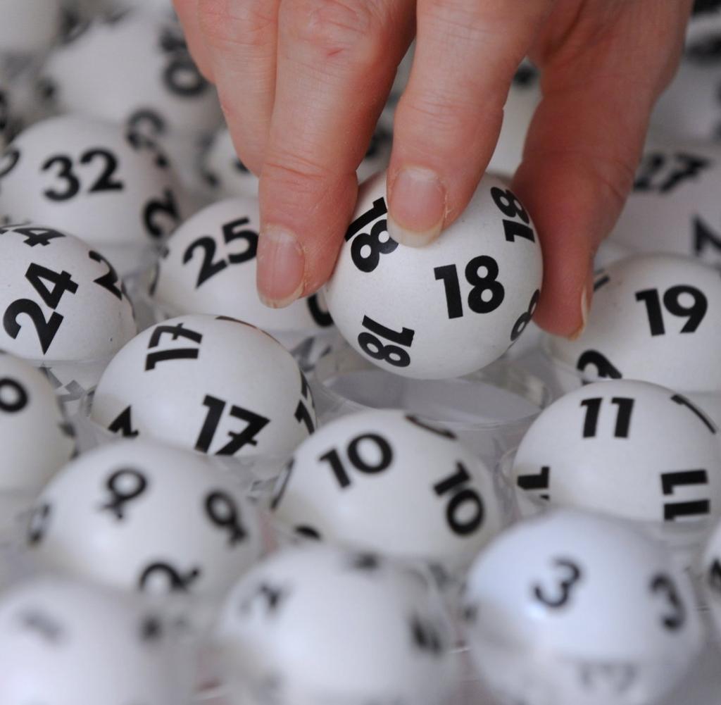Welche Lotterie 161172