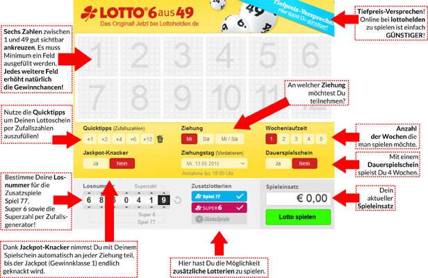 Steuerberater Lottogewinn System 598351