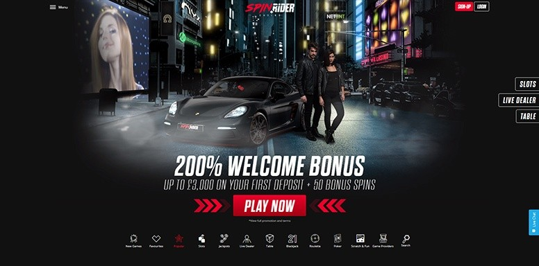 Free Spin Casino 704776