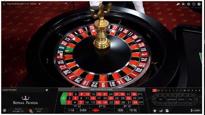 Technik Roulette 455222