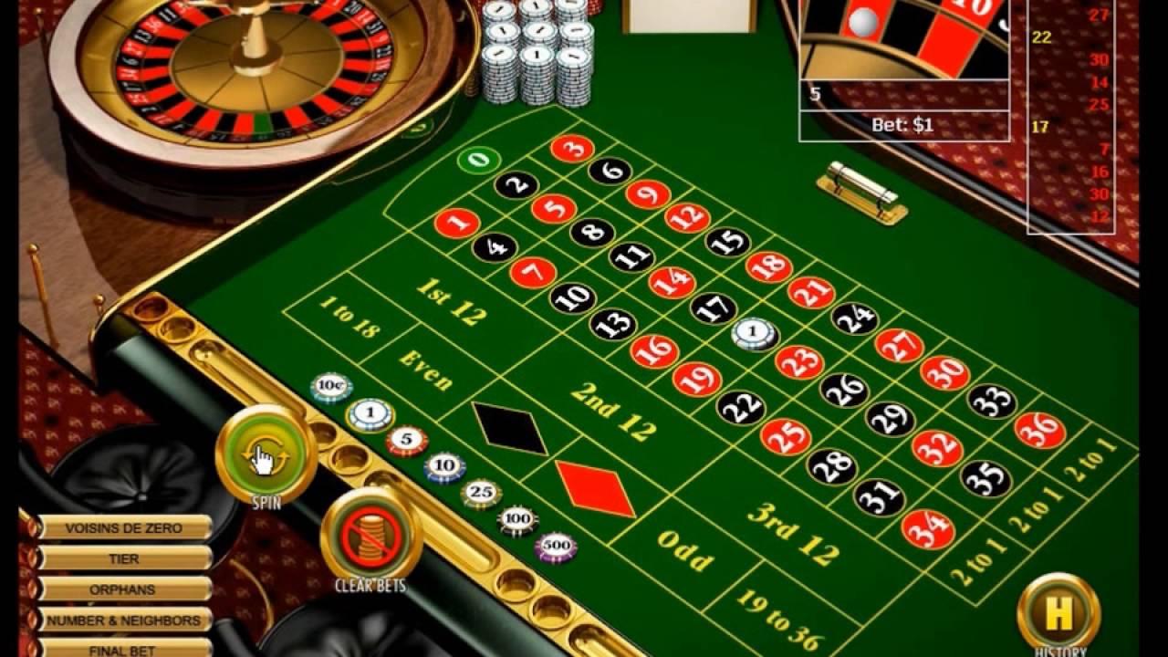 Technik Roulette Systeme 641781