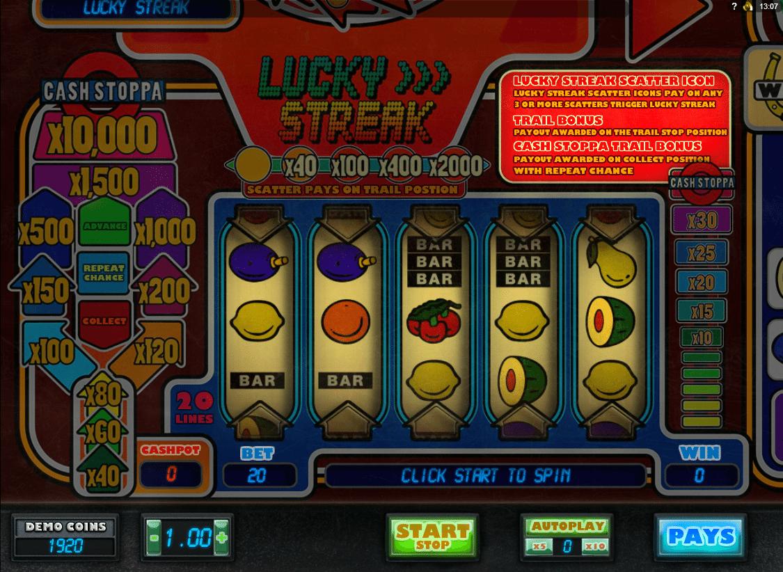 Slots mit Hoher 58634