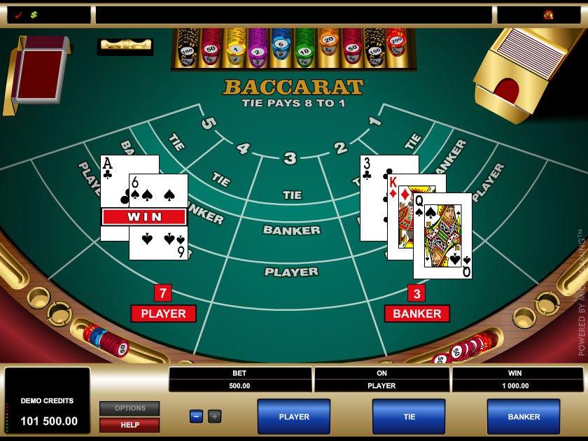 Baccarat Regeln 395024
