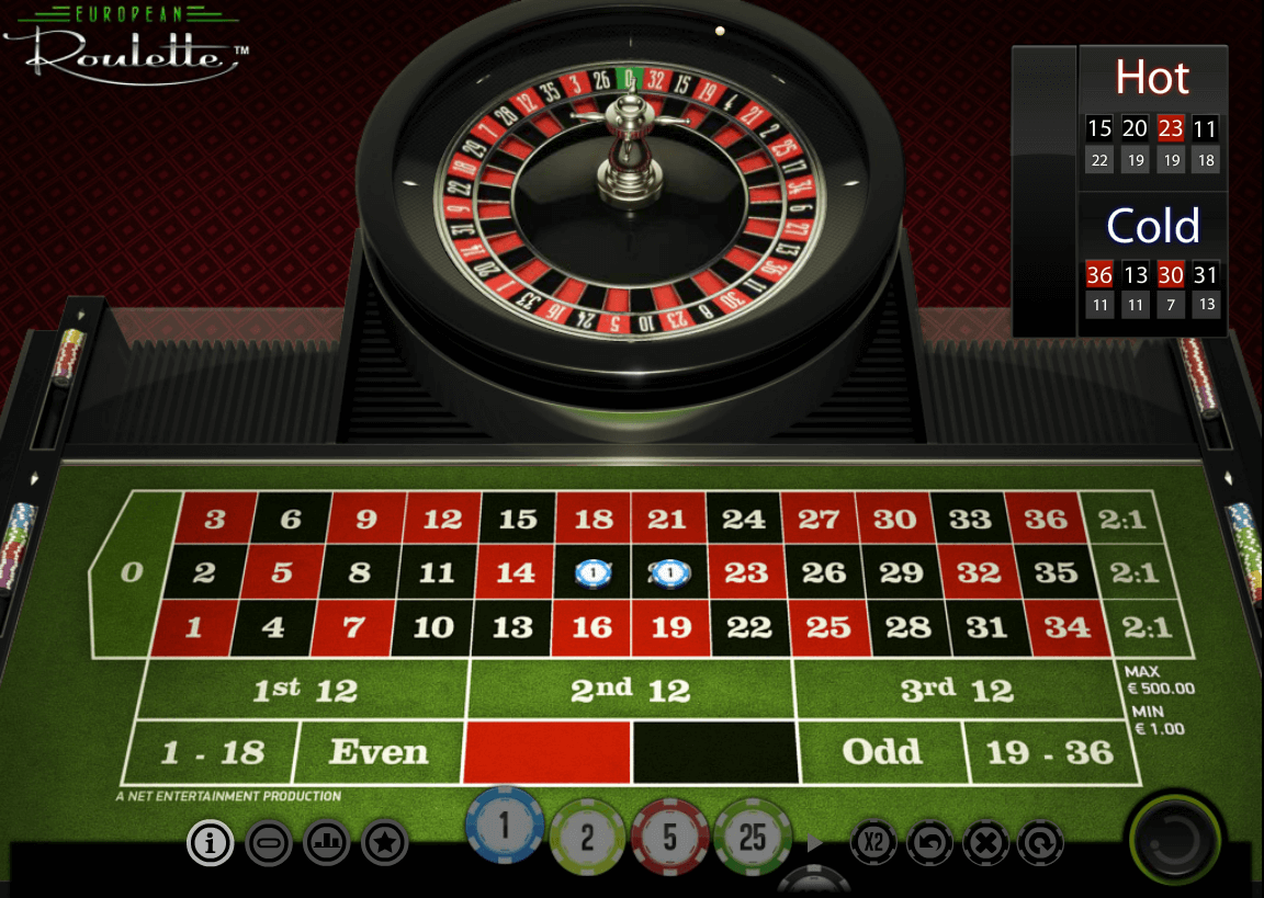 Roulette Kombinationen 32Red 924299