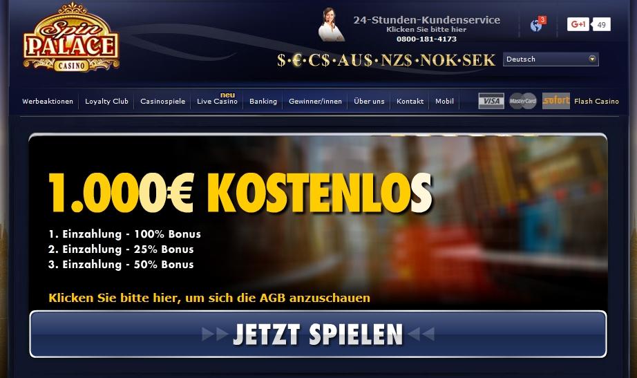 Casino Spiele Bonus 257180
