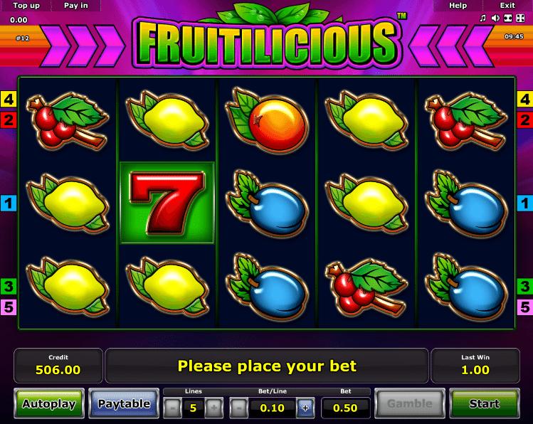 Spielautomaten Gaststätten 797783