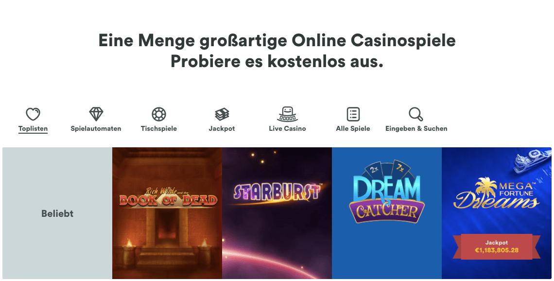 Casino Bonus spielen 685140