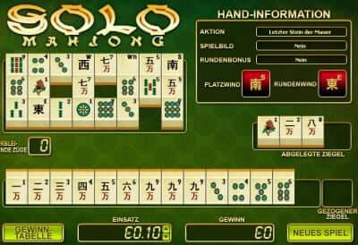 Spiel Mahjong 953494