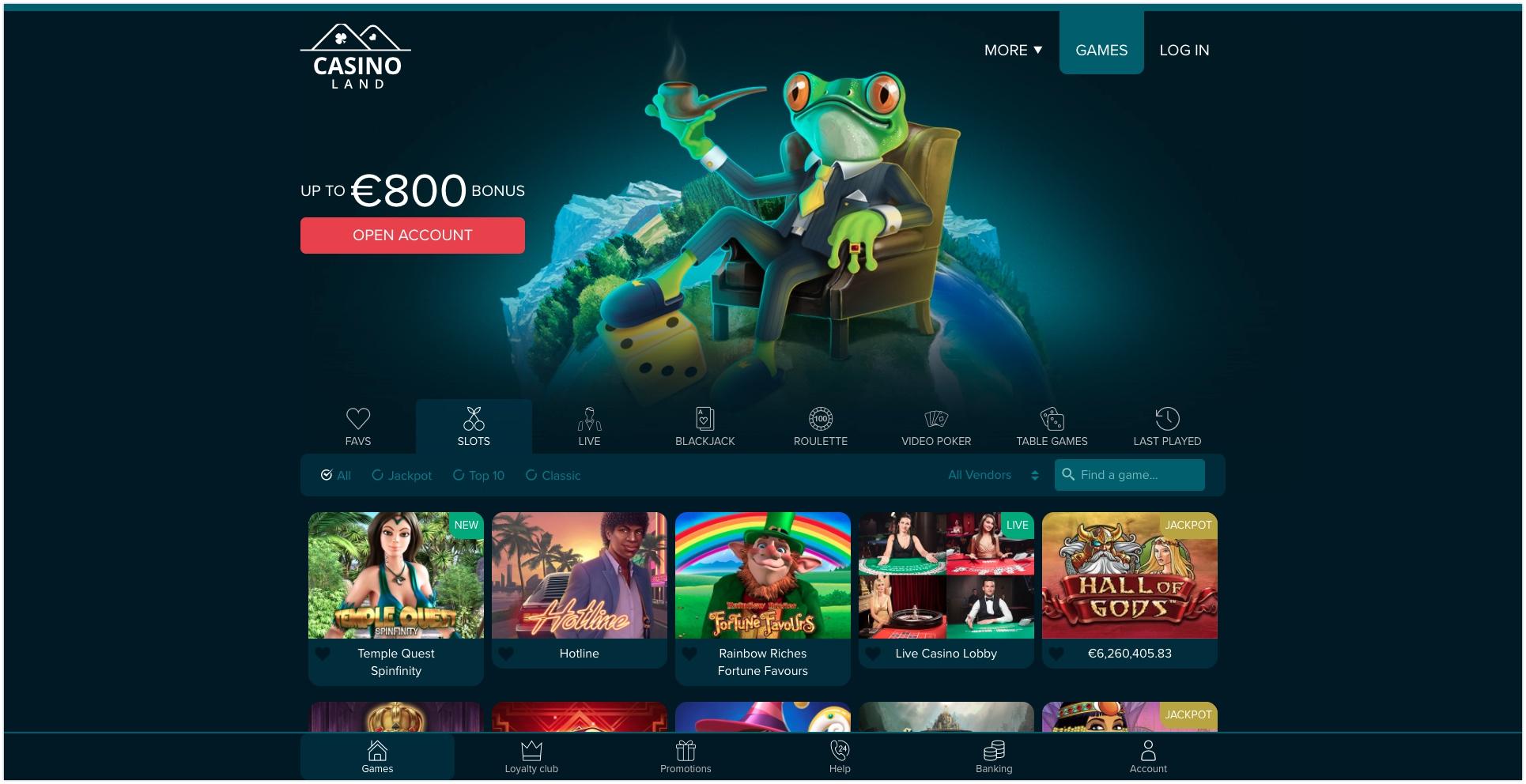 Online Casino Stream 678939