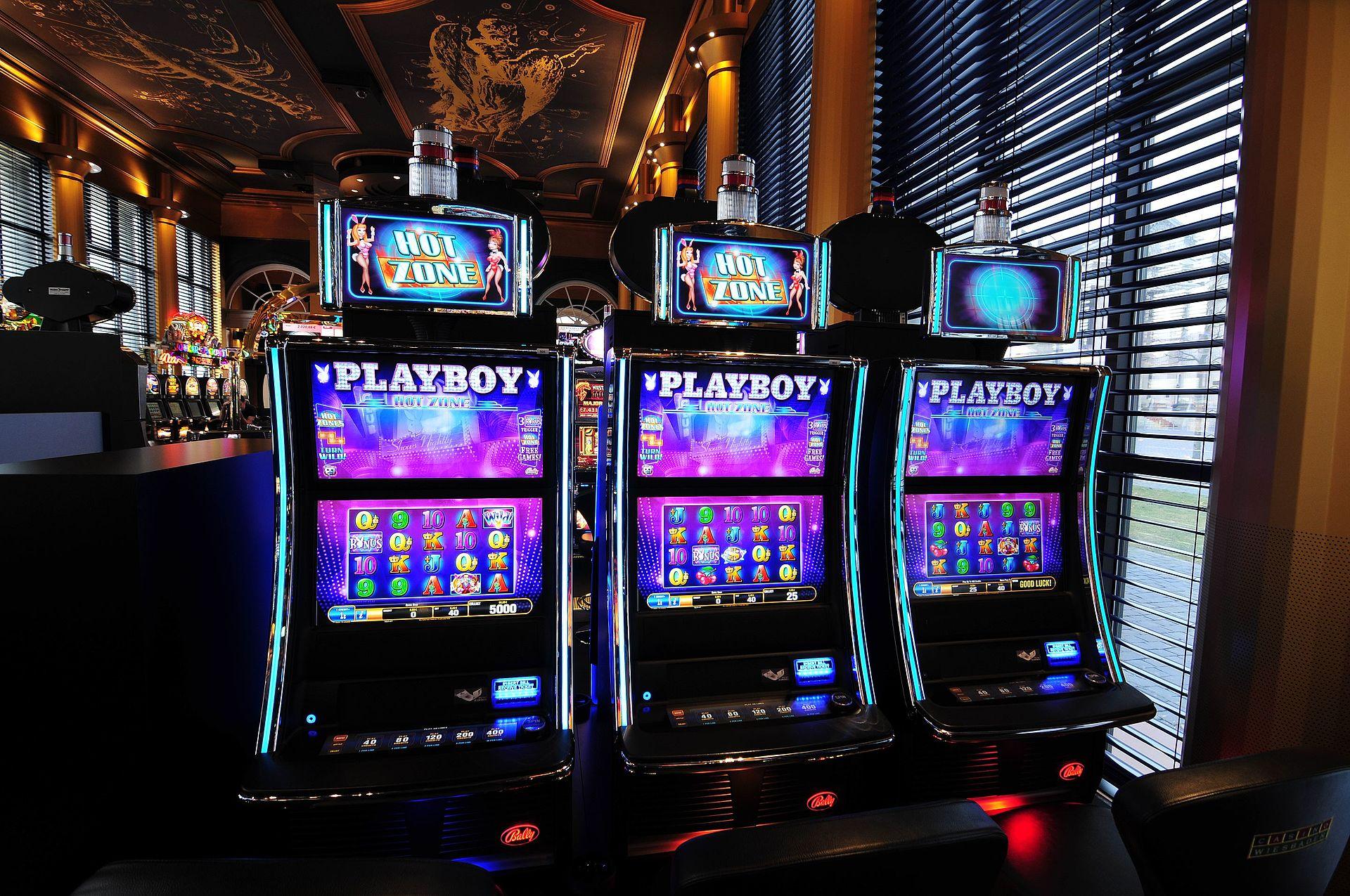 Spielautomaten Zufall 279278