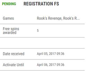 Online Casino Bonus 165733