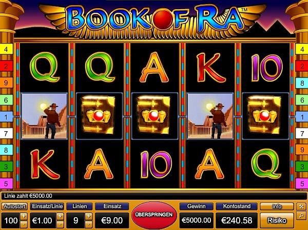 Bonus Automaten spielen 204929