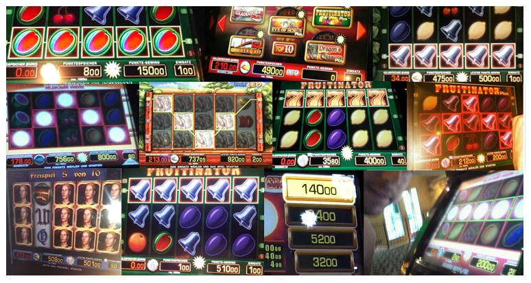 Tricks für Spielautomaten 966414