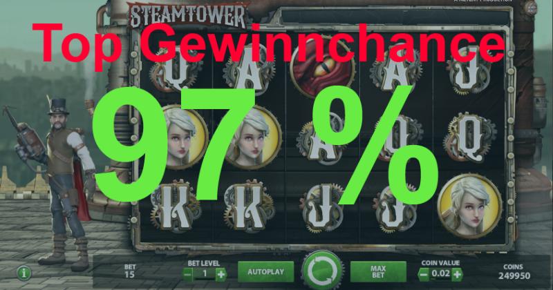Spielautomaten beste Gewinnchance 332876