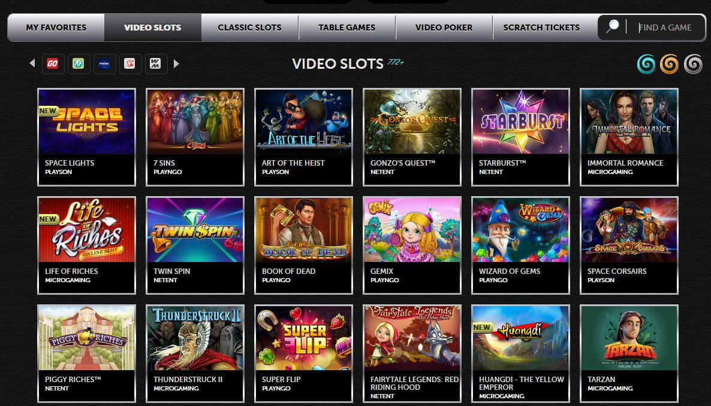Suche Casino zum 255371