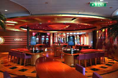Kreuzfahrt Casino 76222
