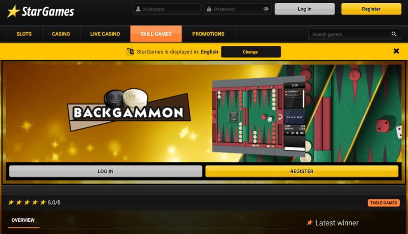 Backgammon online 721817