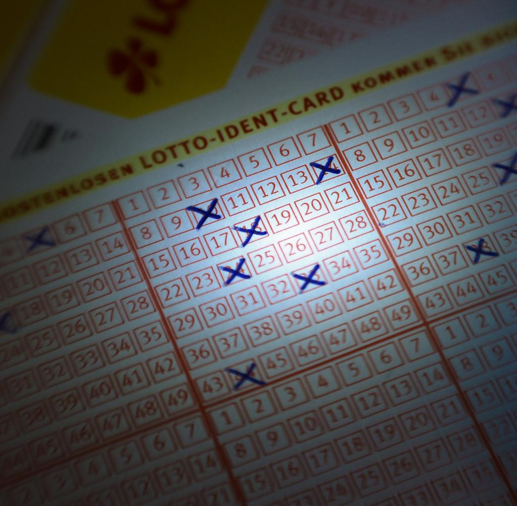 Lotto Glück 521762