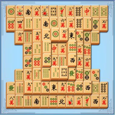 Spiel Mahjong online 943716