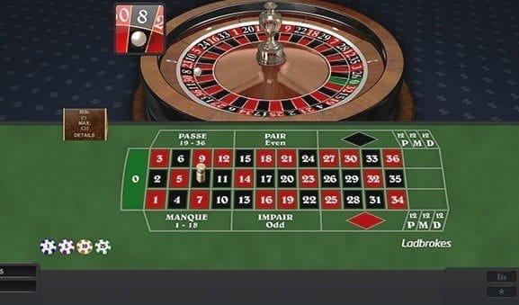 Französischem Roulette 103583