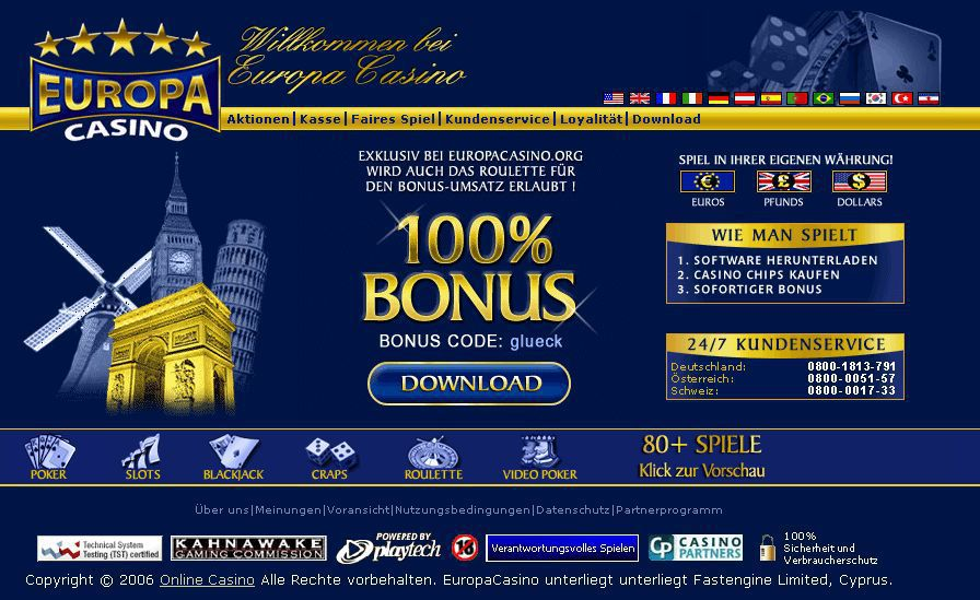 Europa Casino app 572202