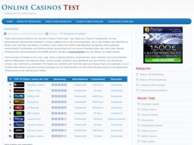 Seriöse online Casino 149378