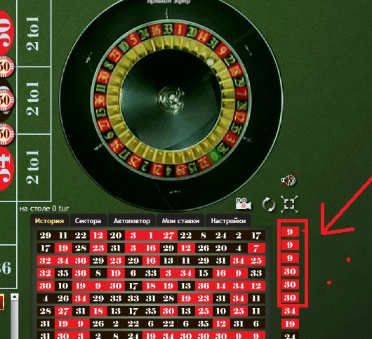 Roulette System 461194