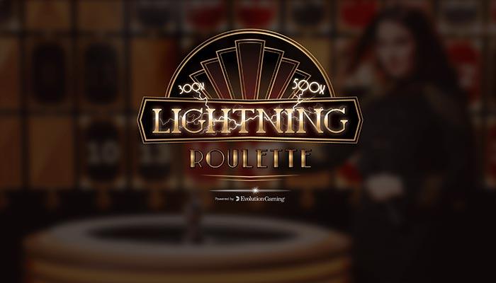 Lightning Roulette 359230
