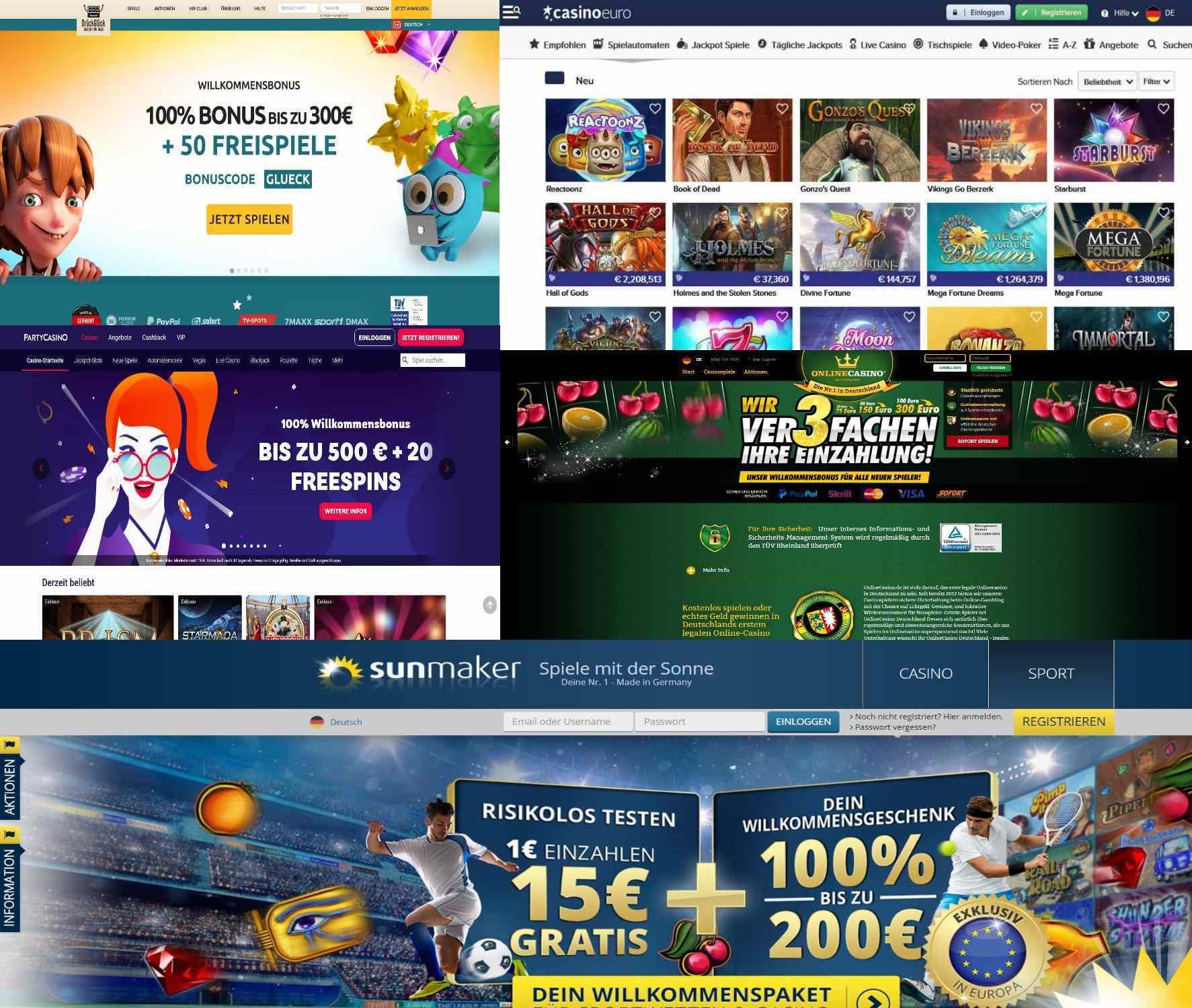 Besten online Casino 827187