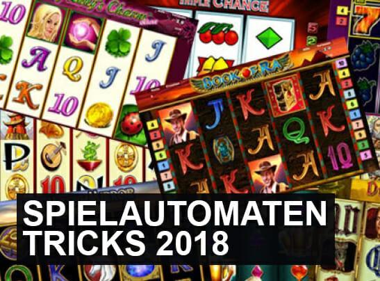 Tricks der Spielautomaten 62303