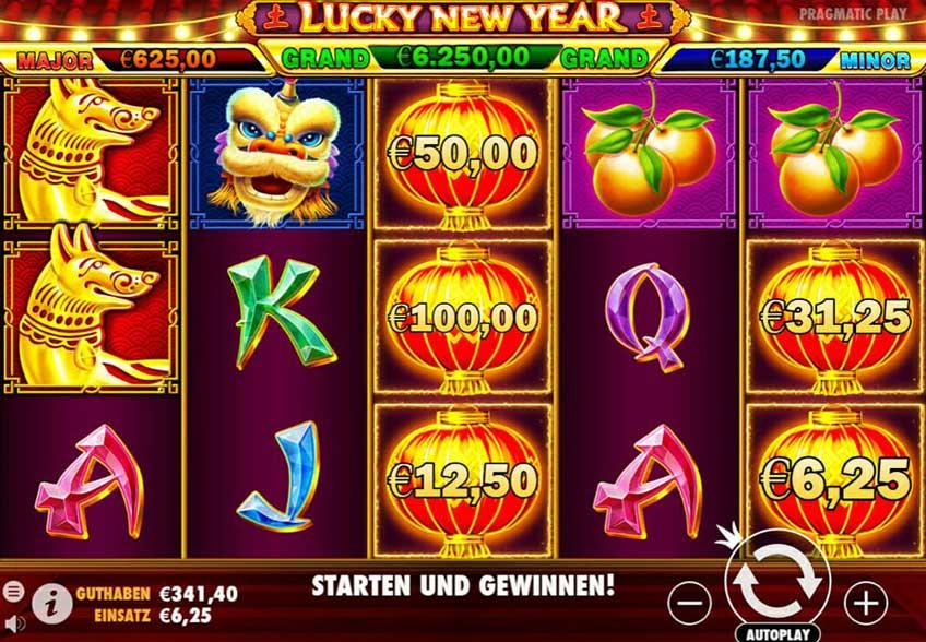 Glück mit Lotto 767336