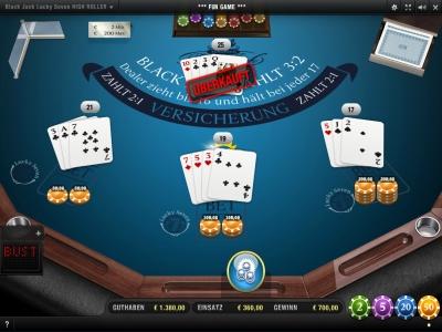 Blackjack Karten zählen 873438