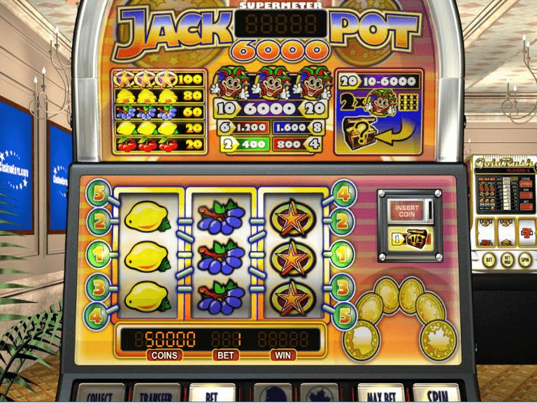 Jackpot 6000 603897