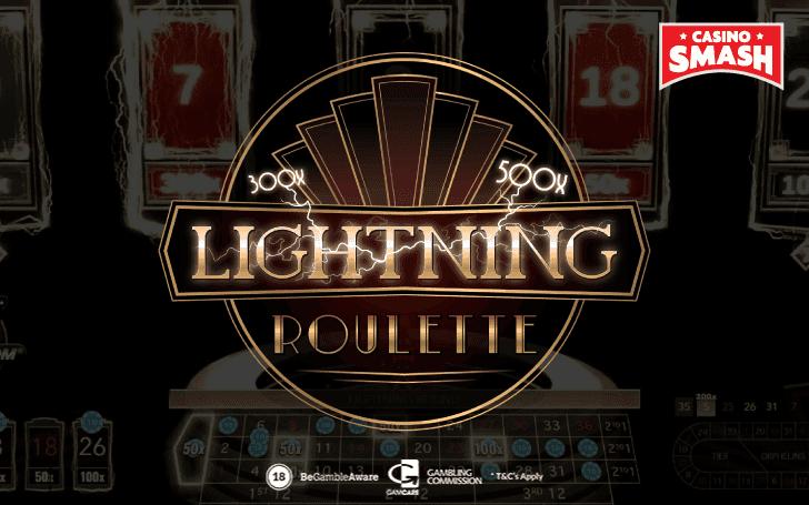 Lightning Roulette 290987