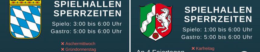 Spielhallen Ausschüttungen Deutsches 128649