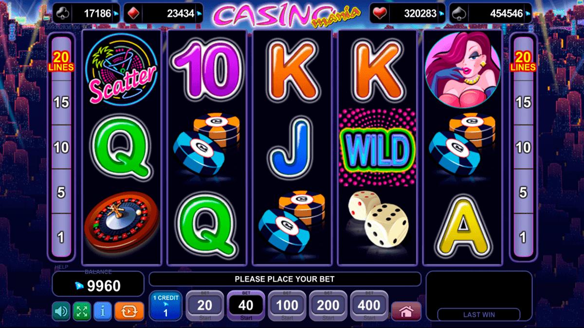 Online Casinos mit 662650