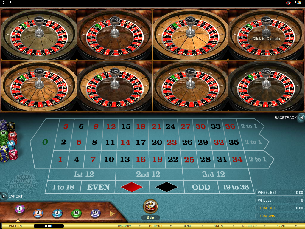 Multiball Roulette 259033