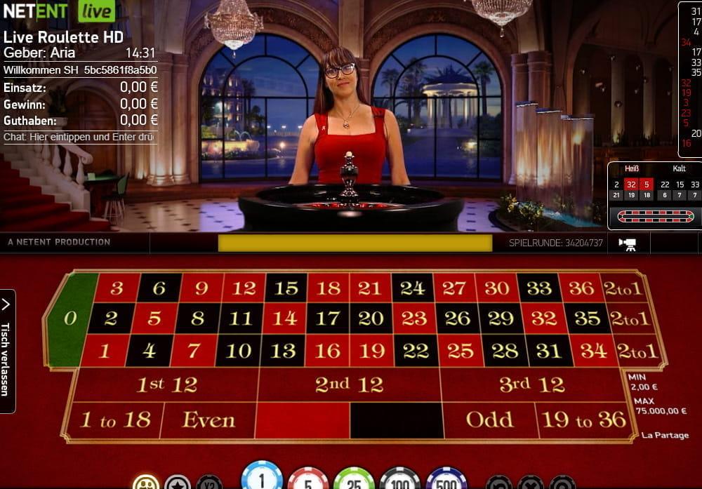 Regelmäßigkeiten Roulette 837852