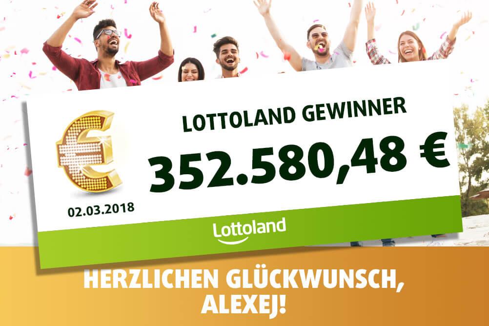 Eurojackpot Gewinner Bonus 166821