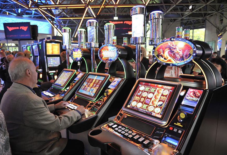 Spielbank Automaten 462008