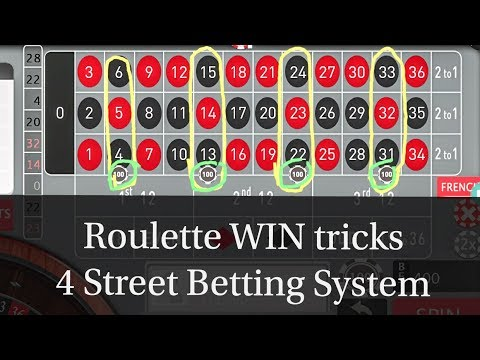 Roulette Systeme 488522